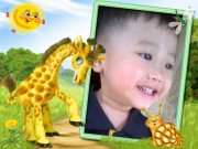 Ảnh đẹp của bé - Châu Trần Triệu Minh - AD29714 - Cậu bé lười ăn