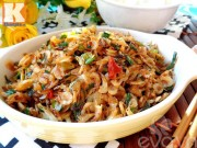 Bếp Eva - Tép xào hành đơn giản mà ngon cơm