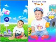 Ảnh đẹp của bé - Nguyễn Tuấn An - AD27859 - Má phính dễ thương