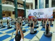 Tin tức sức khỏe - Vyoga world & kỷ lục thế giới