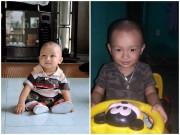 Ảnh đẹp của bé - Hồ Đặng Hải Nam - AD25501 - Bé con đáng yêu