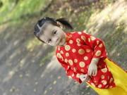 Ảnh đẹp của bé - Ngô Bảo Ngọc - AD46968 - Cô bé điệu đà