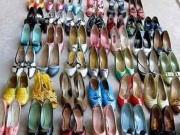Tin tức - TQ: Ăn cắp 160 đôi giày phụ nữ vì muốn ngửi mùi 'hạnh phúc'