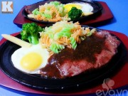 Bếp Eva - Bò bít tết kiểu Đài Loan thơm nức mũi