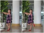 Ảnh đẹp của bé - Dương Ngọc Khánh Băng - AD94429 - Cô bé hay cười