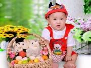 Ảnh đẹp của bé - Trần Đăng Khoa - AD14337 - Bé trai đáng yêu