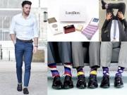 Cách phối tất và giày chuẩn nhất cho các quý ông