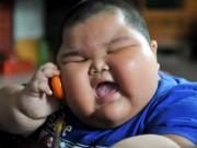 Tin tức - TQ: Báo động trẻ béo phì tăng vọt vì thức ăn nhanh