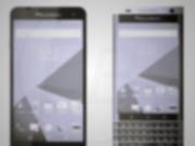 Eva Sành điệu - Rò rỉ hình ảnh 2 smartphone Android BlackBerry tầm trung