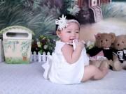 Ảnh đẹp của bé - Vũ Minh Châu - AD11486 - Cô bé dễ thương