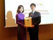 Tin tức thị trường - Dạ Hương vinh dự đạt giải thưởng Thương Hiệu uy tín Châu Á TBD