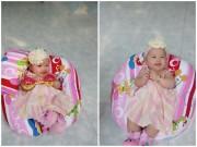 Ảnh đẹp của bé - Huỳnh Nguyễn Diệp Hân - AD15700 - Bé gái dễ thương