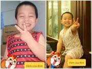 Ảnh đẹp của bé - Hoàng Chấn Phong - AD13417 - Chàng trai hay cười
