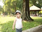 Ảnh đẹp của bé - Lâm Vĩnh Khang - AD51412 - Cậu bé cá tính
