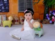 Ảnh đẹp của bé - Đặng Dương Uyên Nhi - AD29724 - Cô nàng bướng bỉnh