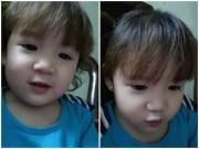 Ảnh đẹp của bé - Nguyễn Ngọc Khánh Linh - AD21394 - Cô bé hiếu động
