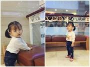 Ảnh đẹp của bé - Nguyễn Ngọc Diệp - AD24735 - Bé gái xinh xắn, dễ thương