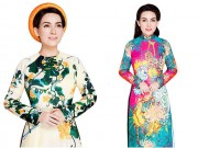 Làng sao - Phi Nhung diện áo dài đẹp tựa Hoàng hậu Nam Phương