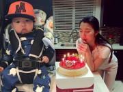 Tất bật với  ' bỉm sữa & quot;, Ngọc Quyên quên cả sinh nhật