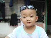 Ảnh đẹp của bé - Trần Hữu Phúc - AD96013 - Cậu bé tinh nghịch