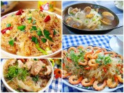 Bếp Eva - 4 cách nấu miến ngon cho ngày mới