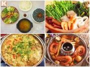 Bếp Eva - 4 cách làm lẩu ngon cho ngày nghỉ lễ