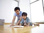 Làm mẹ - Bí quyết của mẹ khéo 'dụ' con biết làm việc nhà từ nhỏ