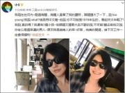 """Làng sao - """"MC số 1 xứ Đài"""" Từ Hy Đệ bất ngờ xuất hiện tại Hà Nội"""