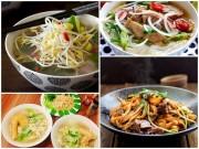 Bếp Eva - Những món phở hấp dẫn cho tuần mới