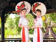 Thời trang - Áo dài cưới thêu tay cho cô dâu mùa hè thêm xinh