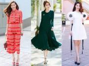 Thời trang - Tuần qua: Mỹ nhân chọn đồ đủ kiểu đón hè trên phố