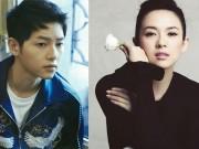 Làng sao - Song Joong Ki sẽ hợp tác cùng Chương Tử Di
