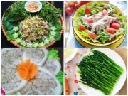 Bếp Eva - Thực đơn bữa chiều thanh mát mà ngon