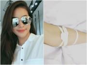 Làng sao - Phạm Hương bị đau dạ dày tái phát trong những ngày lễ
