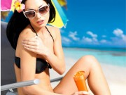 Làm đẹp - Những lưu ý về kem chống nắng mọi cô gái nên thuộc lòng
