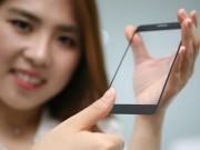 Eva Sành điệu - LG giới thiệu đầu đọc vân tay nằm dưới màn hình smartphone