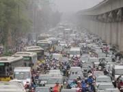 Tin tức - Không khí ở Hà Nội đang 'giết người' thầm lặng