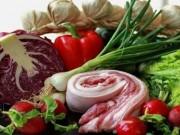 """Mua sắm - Giá cả - Lo ngại thực phẩm bẩn, rau thịt quê """"hút"""" khách thành phố"""