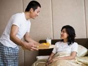 Eva tám - Chết cười chuyện chồng đi chăm vợ đẻ