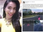 Làng sao - Thủy Tiên lại gây ồn ào khi khoe ảnh con gái đạp xe