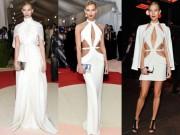 Thời trang - Màn cắt váy táo bạo nhất lịch sử thảm đỏ Oscar thời trang
