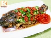 Bếp Eva - Cá rô phi rim xì dầu đậm đà, ngon cơm