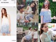 Thời trang - Váy áo giá rẻ của Hồ Ngọc Hà khiến chị em phát sốt