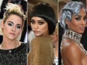 Làm đẹp - Những màn trang điểm ám ảnh nhất tại Met Gala