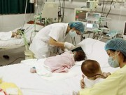Cảnh giác dịch viêm não ở trẻ khi thời tiết nắng nóng