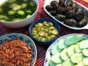 Món ngon nhà mình - Bữa cơm mùa hè đơn giản nhưng ngon miệng - MN24674