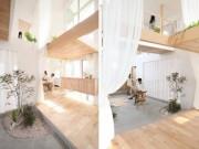 Nhà đẹp - Nhà 130m² thoáng gió, đón nắng, nhìn là mê