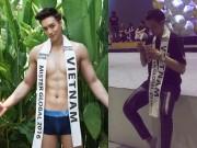 Làng sao - Báo Thái Lan khen ngợi  Phúc Cường tại Mister Global 2016