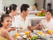 Nhà đẹp - 8 đại kị phong thủy khu vực bàn ăn cần tránh