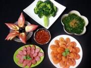 Món ngon nhà mình - Bữa cơm ngày hè hấp dẫn - MN20387